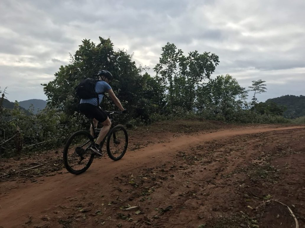 mountain bike holiday