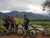 northerm vietnam mountain bike