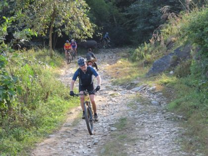 vietnam king trails mountain bike