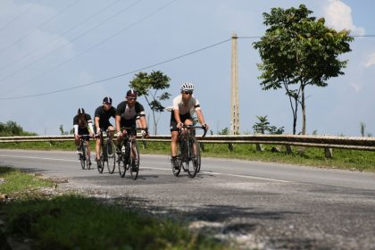 Road cycling Vietnam